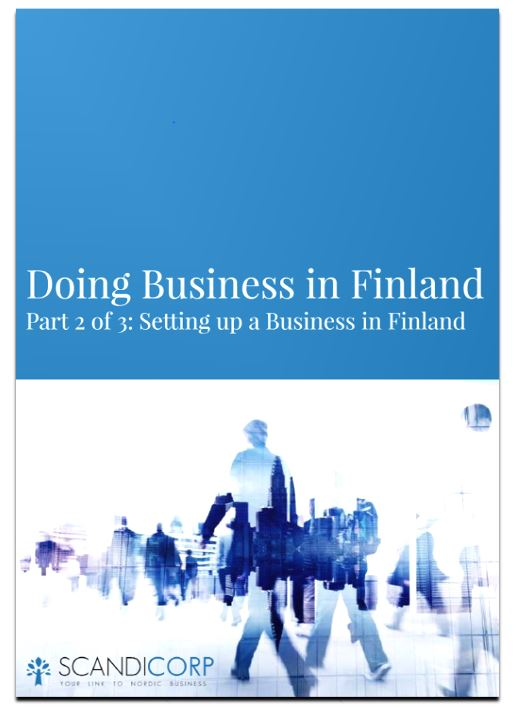 Setting up a business in Finland
